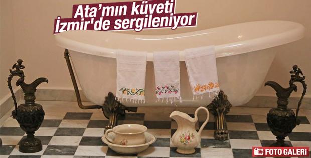 İzmir'de Atatürk Müzesi açılacak