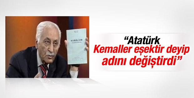 Atatürk Kemaller eşektir dedi adını Kamal diye değiştirdi İZLE