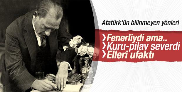 Atatürk'ün bilinmeyenleri