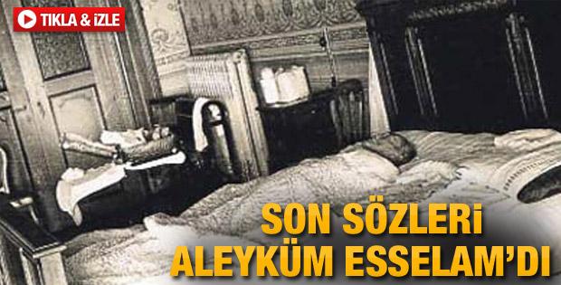 Ali Güler: Atatürk'ün son sözleri Aleyküm Esselam'dı