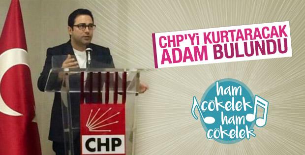Atilla Taş CHP Parti Meclisi'ne aday