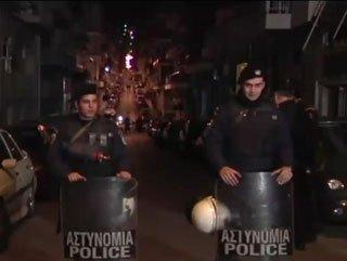 Atina'da DHKP-C üyesi 4 Türk vatandaşı tutuklandı