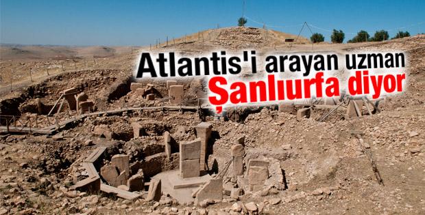 Atlantis'in izleri Japonya değil Şanlıurfa'da
