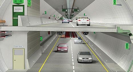 Avrasya Tüneli çalışmalarına başlanıyor