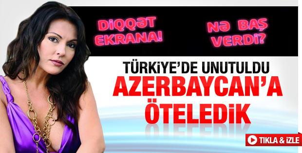 Aydan Şener Azerbaycan'a transfer oldu
