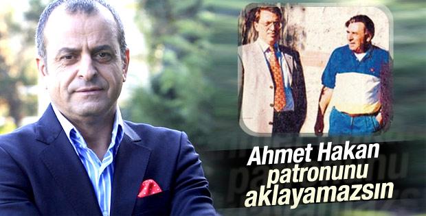 Nuh Albayrak: Mesele pijama değil Ahmet Bey