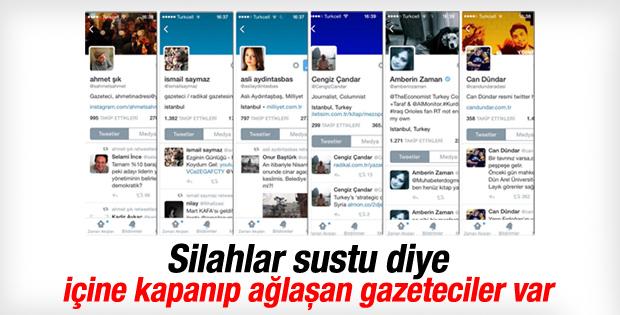 PKK silah bırakıyor diye sevinemeyen aydınlar(!)
