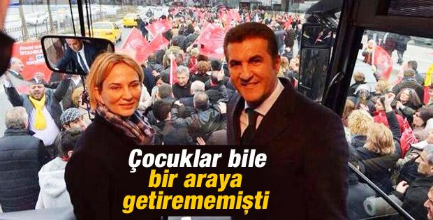 Aylin Kotil de Sarıgül'le Kasımpaşa'daydı