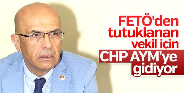 CHP Enis Berberoğlu için AYM'ye başvuracak