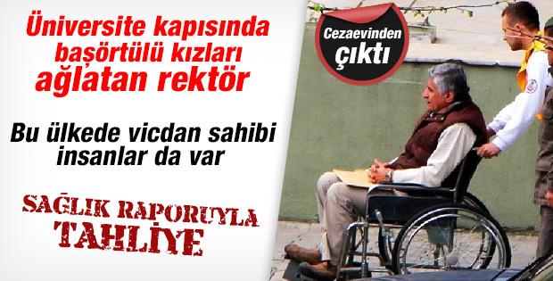 AYM'den Fatih Hilmioğlu'na tahliye kararı
