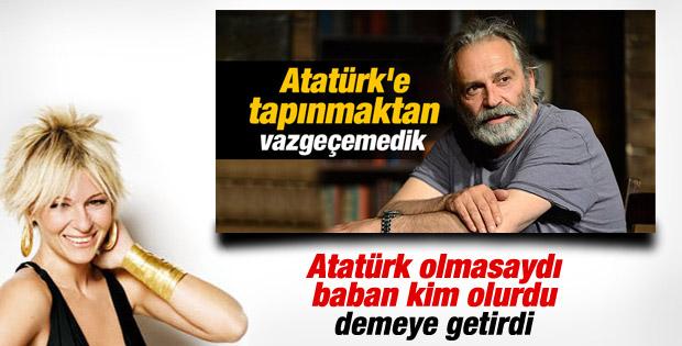 Ayşe Arman Bilginer'in Atatürk çıkışını sindiremedi