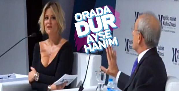 Kemal Kılıçdaroğlu Kadınlar Zirvesi'ne katıldı