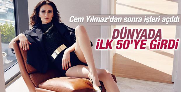 Ayşe Hatun Önal dünyada Top 50'ye girdi