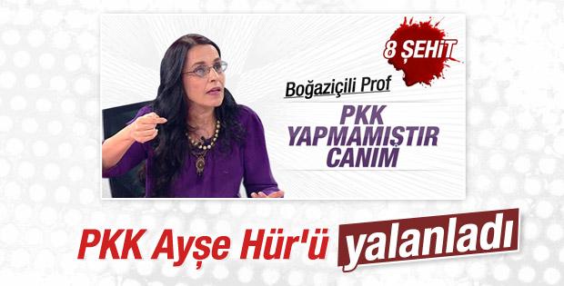 PKK Siirt'teki saldırıyı üstlendi