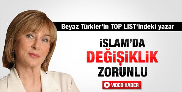Ayşe Kulin: İslam'da değişiklik zorunlu