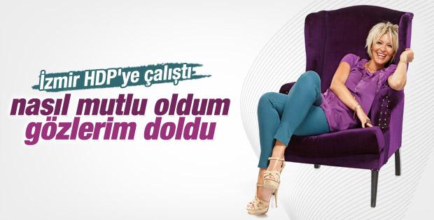 Ayşe Arman'ın HDP sevinci