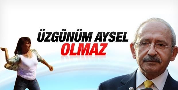 Kılıçdaroğlu: CHP bu süreçte partner olmaz