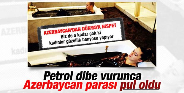 Azerbaycan'da devalüasyon