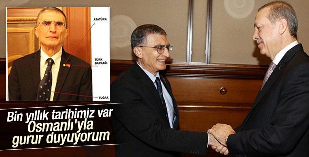 Aziz Sancar ile Cumhurbaşkanı Erdoğan bir araya geldi