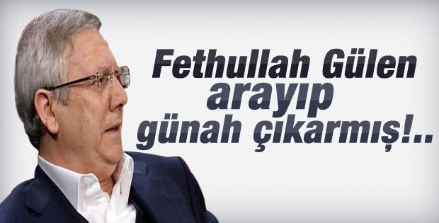 Aziz Yıldırım: Hapisten çıkınca Gülen beni tebrik etti