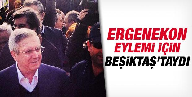 Aziz Yıldırım'dan Ergenekon eylemine destek - izle
