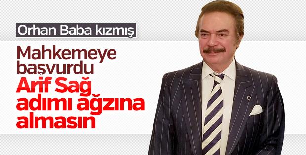 Orhan Gencebay Arif Sağ için yayın yasağı talep etti