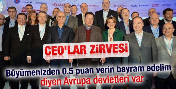 Türkiye'nin ekonomisi Avrupalı liderleri kıskandırıyor