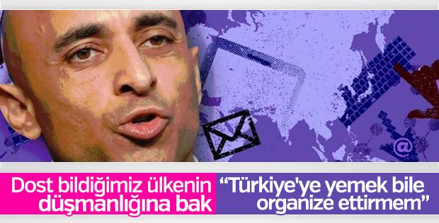 BAE'nin Washington elçisinin Türkiye düşmanlığı