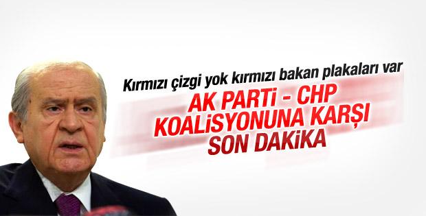MHP'li Mevlüt Karakaya: AK Parti'siz koalisyon olmaz