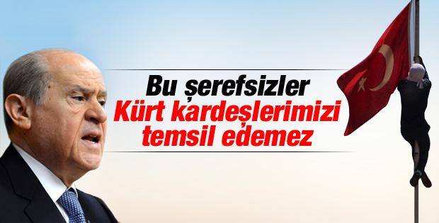 Devlet Bahçeli'den Kürtler'e çağrı