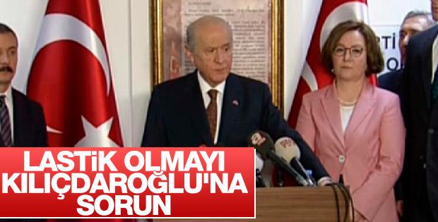 Bahçeli'ye CHP Sözcüsü Böke'nin hakareti soruldu