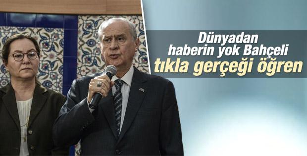Bahçeli: Biden Erdoğan'dan özür dilemelidir İZLE