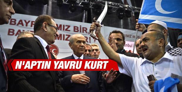 Bahçeli: İstanbul'u fethedeceğiz