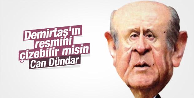 Cumhuriyet'in Bahçeli portresinde nefret var