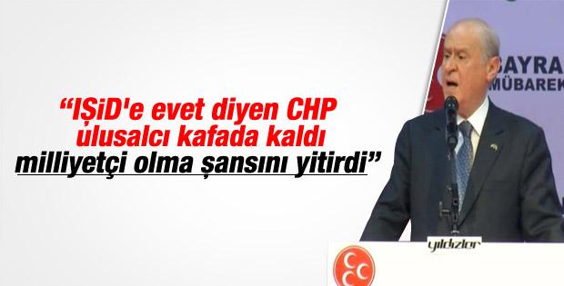 Bahçeli kendisini eleştiren Kılıçdaroğlu'na cevap verdi