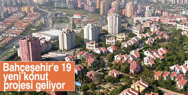 Bahçeşehir'deki dev projeler konut fiyatlarını artırdı