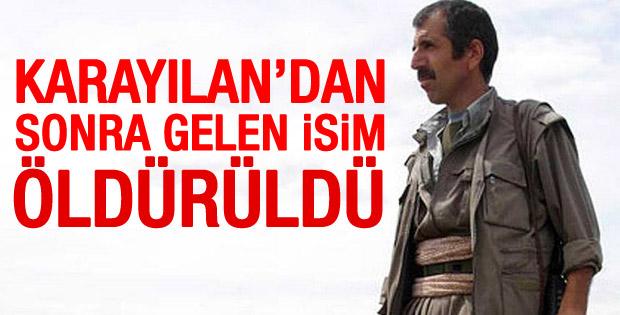 PKK'nın üst düzey sorumlusu Bahoz Erdal öldürüldü