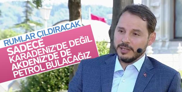Türkiye'nin petrol ve doğalgaz arama çalışmaları hızlandı