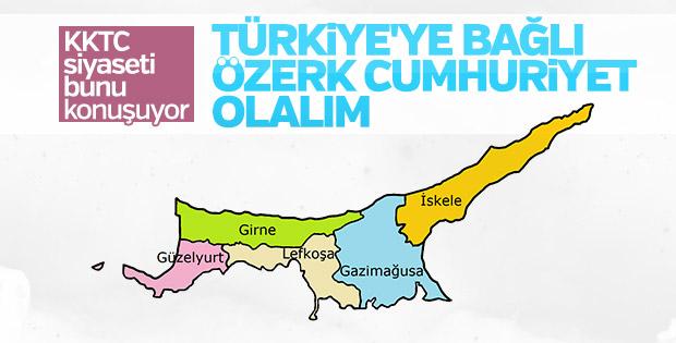 Kıbrıslı Bakan'dan 'özerk olalım' önerisi