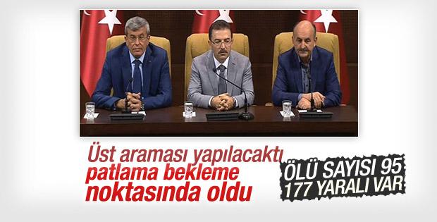 İçişleri Bakanı: 95 vatandaşımız hayatını kaybetti