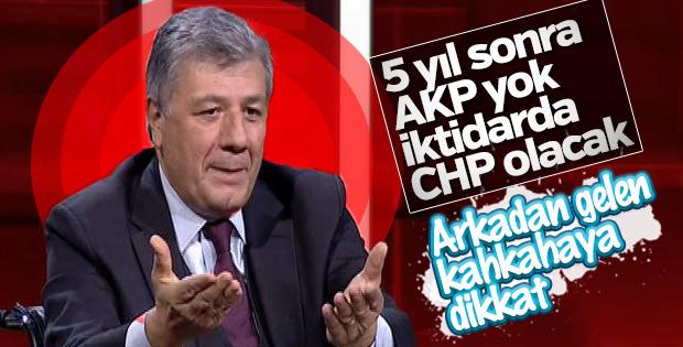CHP'li Mustafa Balbay'ın kahkaha attıran iddiası