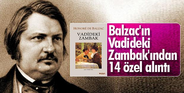Balzac'tan aşkın duygusunu tanımlayan 14 alıntı