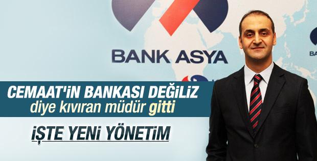 Bank Asya'nın yeni yönetimi belli oldu