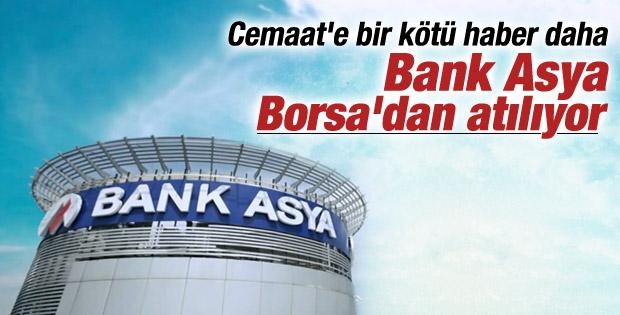 Bank Asya Borsa'dan çıkarıldı İZLE