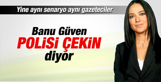 Gezi'nin provokatör gazetecileri Okmeydanı için sahnede