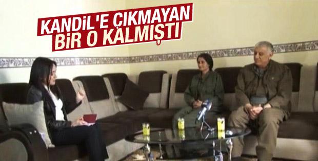 Banu Güven'in Kandil'de Cemil Bayık'la röportajı
