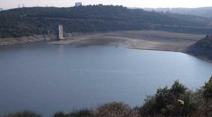 Yağmurlu hava durumu barajlara yaradı