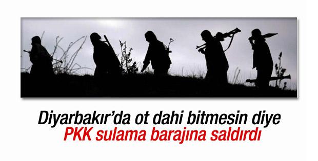 PKK Diyarbakır'da bombalı saldırı düzenledi