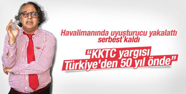 Barbaros Şansal: KKTC yargısı Türkiye'den 50 yıl önde