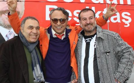 Barbaros Şansal'dan MHP adayına ziyaret